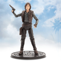 Star Wars Elite Series: Sergeant Jyn Erso - 6 Inch Die-Cast Action Figure